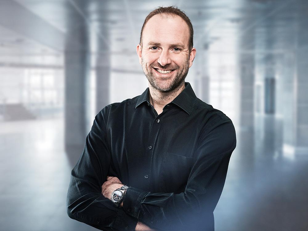 Michael Lenkeit, Geschäftsführer ACETEC GmbH