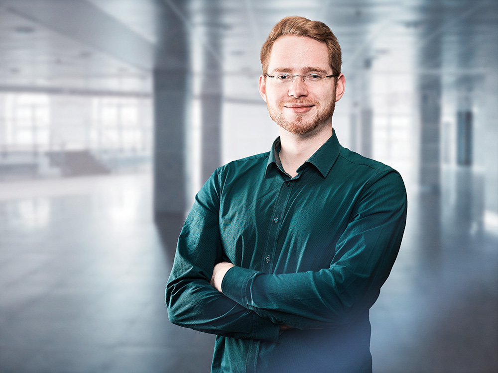 Niklas Wachendorf, Vertrieb ACETEC
