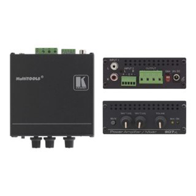 Kramer 907XL Mini-Verstärker – Audiotechnik mieten bei ACETEC