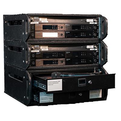Shure QLXD4 H51 Digital-Funkempfänger – mieten bei ACETEC
