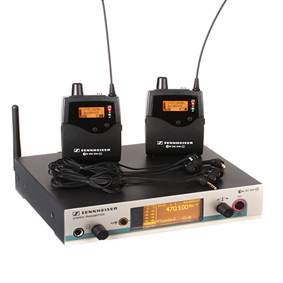 Sennheiser EW300 IEM G3 – Audiotechnik mieten bei ACETEC