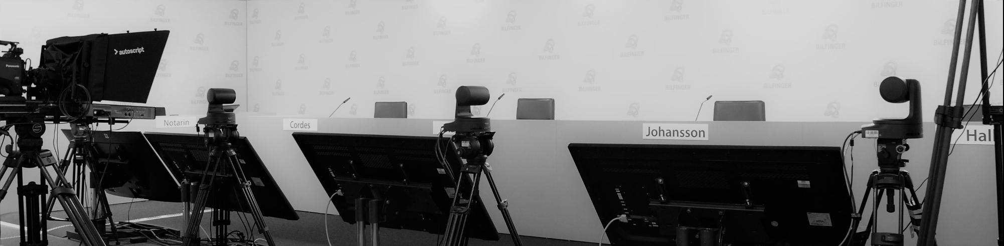 News von ACETEC: Wir betreuen die virtuelle Hauptversammlung der Bilfinger SE