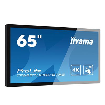 65″ Iiyama Prolite TF6537UHSC-B1AG – ACETEC Videotechnik
