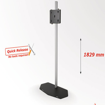 Audipack single column, quick release floorstand 390771