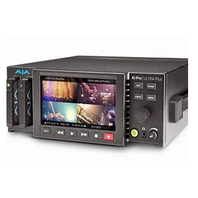AJA Ki Pro Ultra Plus Multi-Channel-Recorder