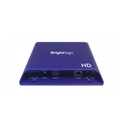 Roku BrightSign HD223 Digital Signage Player